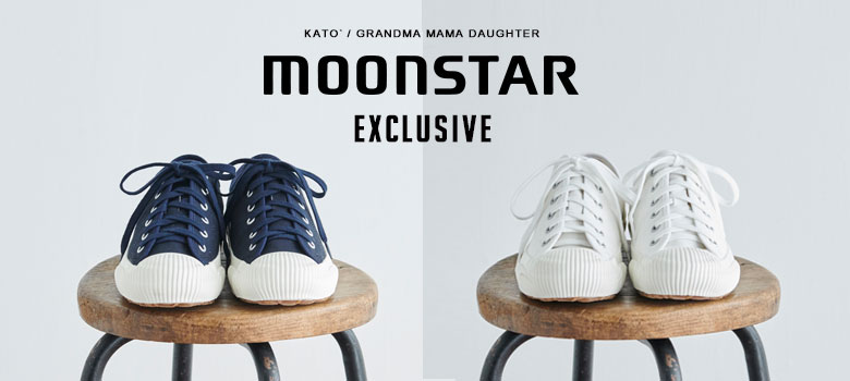 KATO` × moonstar × GRANDMA MAMA DAUGHTER