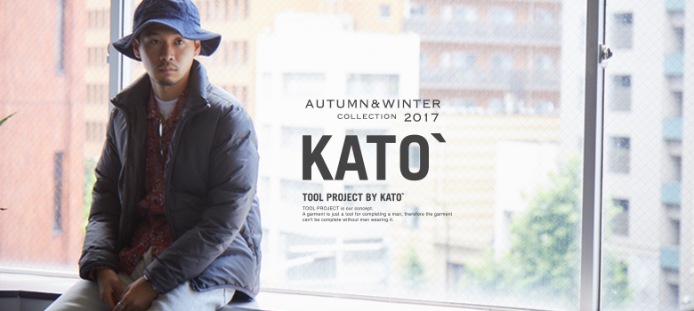 NEW COLLECTION KATO